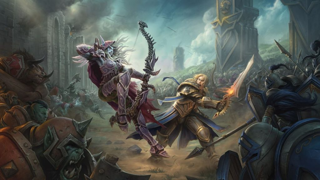 The war between the Horde and Alliance is back in full force after years of fragile peace.