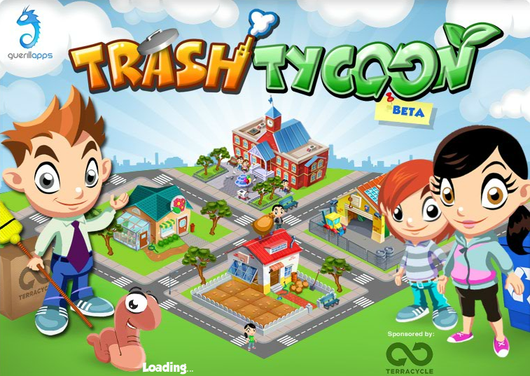 Even WEEE Waste Collection can be fun with Trash Tycoon!